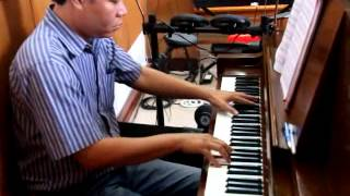 Piano Thánh ca 23 Tôn Vinh Chân Thần