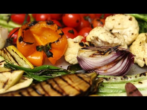 The Best Technique for Grilling Vegetables Kitchen Conundrums with Thomas Joseph