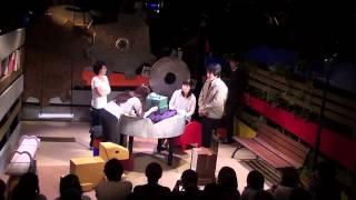 2012年5月に行われた劇団フルタ丸 第18回公演『オマエの時間くれよ』本...
