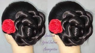 Easy & Beautiful हेयरस्टाइल बनाने का सबसे आसान तरीका | Everyday Hairstyles | Hair style girl