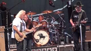 Neil Young & Crazy Horse - Love To Burn (Mönchengladbach 2014)