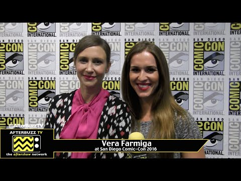 Vera Farmiga Talks Bates Motel and Saying Goodbye to Norma at San Diego Comic-Con 2016