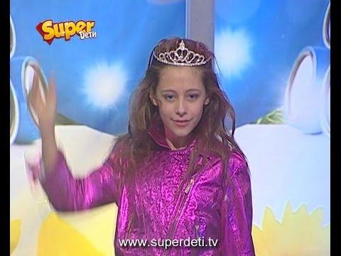 Анна Егорова (Эколь) - Лененградский рок-н-ролл - Www.superdeti.tv