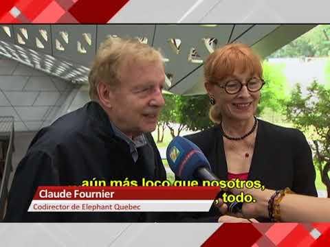 Noticias Culturales Canal 22 - 20/03/18