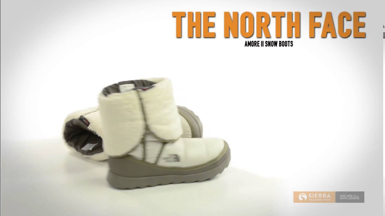 47d4daed0 The North Face Amore II Snow Boots - Insulated (For Women)