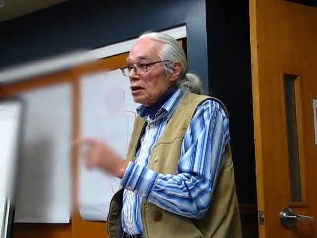 Honouring Our Strengths: Elder Jim Dumont, Methodology