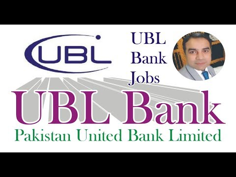 UBL Bank Jobs Branch Manager Branch Service Officer Etc...Say Job City