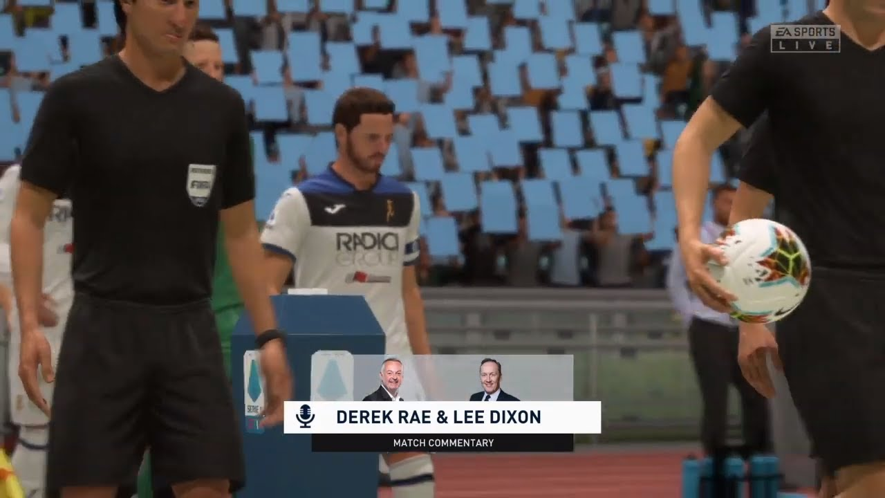 FIFA20 | Lazio VS Atalanta SERIE A | Gameplay/Prediction ...