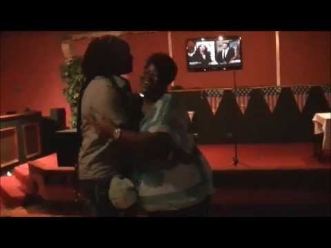 THE WEDDING POEM ~ for Ms Tish & Tnice - Spoken Word Performance