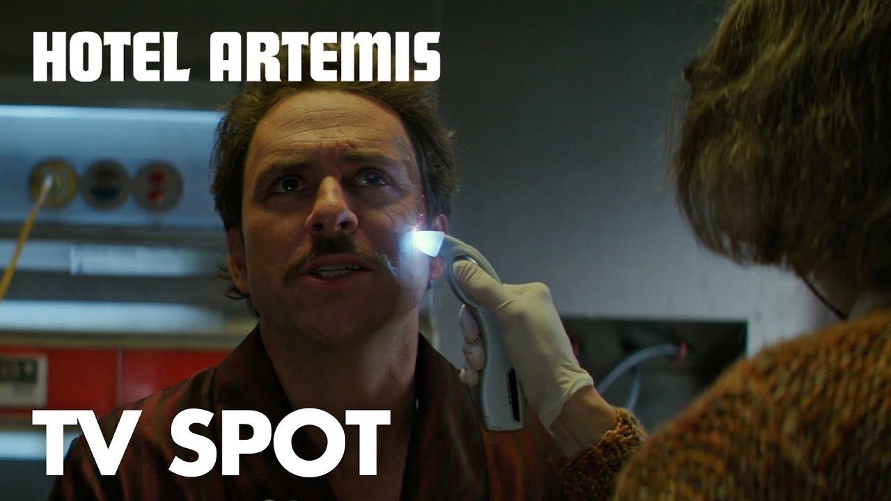 "Hotel Artemis | ""Original Review"" TV Spot | Open Road Films"