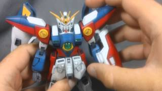 Gundam Review: 1/100 HG Wing Gundam Zero