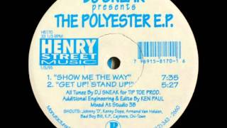 DJ Sneak - The Polyester EP - Show Me The Way (1995)