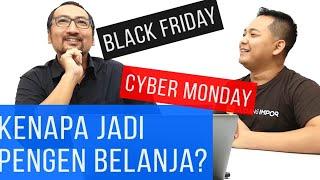 """Apa itu """"Black Friday"""" dan """"Cyber Monday""""? Kok harga barang di US Jadi Murah? Cara Belinya Bagaiman?"""
