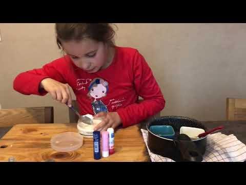Anaïs fabrique son labello