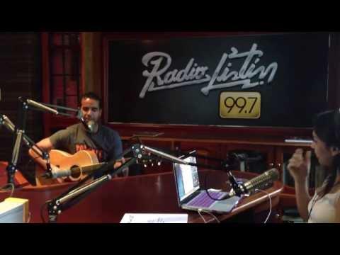 """Alex Berne - """"Ella"""" clip on Radio Listin 99.7 from Santo Domingo, DR 10.23.13"""