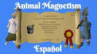 [OSRS] Animal Magnetism Quest (Español)