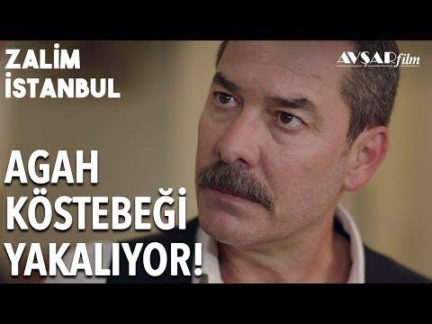 Agah Köstebeği Yakalıyor   Zalim İstanbul 10. Bölüm