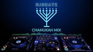 SHATZ - Chanukah Dance Mix   שאטס - שירי חנוכה מיקס