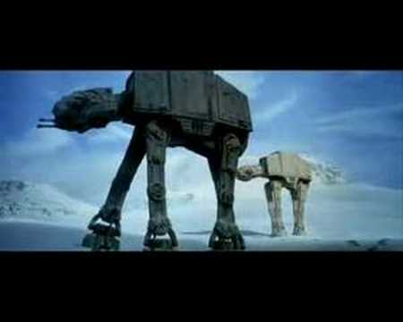 Starwars Hoth - Felix da Housecat Silver screen malibu clip