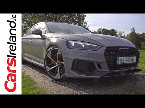 Audi RS5 Sportback Review   CarsIreland.ie