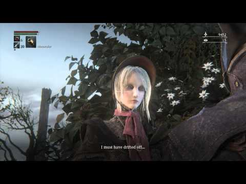 Bloodborne - Hunter's Dream: Plain Doll Channel Blood Echoes (Strength, Vitality & Skill) Upgraded