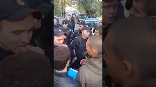 Операция сотрудников умвд в москве в метро люблино