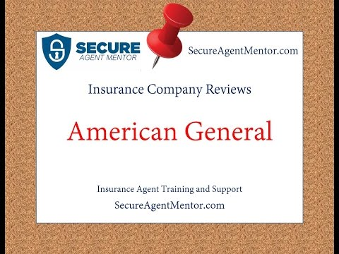 Insurance Company Reviews: American General Life