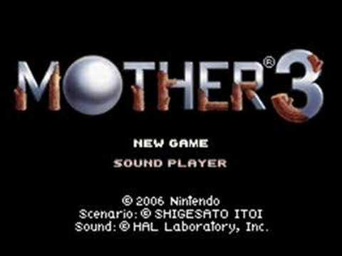 Mother 3 Soundtrack - Theme 023: Forest Prayer Sanctuary