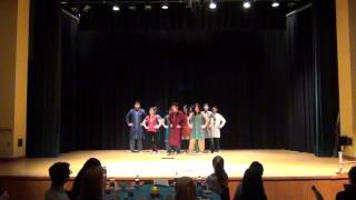 Penn State University Malaysian Night 2013: Bollywood and Bhangra Dance