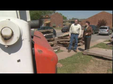 OETA Story on Housing Authority Stimulus Funds aired 04/12/10
