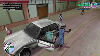 Grand Theft Auto: Vice City dgVoodoo+DXVK Linux test