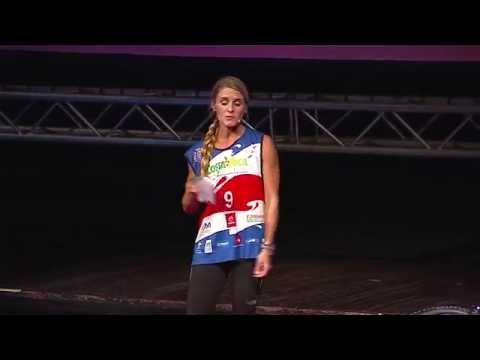 TEDxPura Vida 2012 - Mélida Barbee - Empujando sus límites