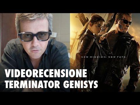 Terminator Genisys, Di Alan Taylor Con Arnold Schwarzenegger