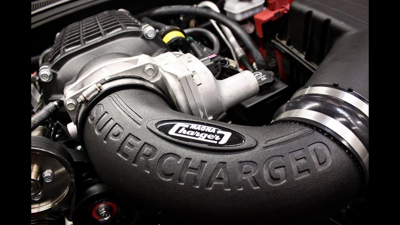 Amazing Supercharger Sound