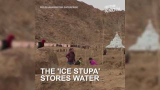 Gambar cover Engineers Created An Artificial Glacier That Provides Fresh Water In The Himalayas