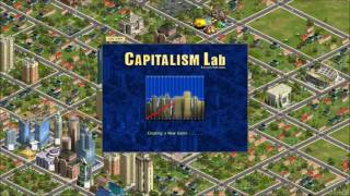 Capitalism Lab Gameplay - Business Simulation Tycoon