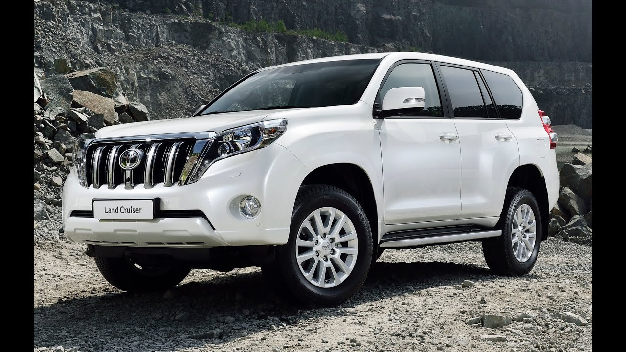 2014 Toyota Land Cruiser Prado Youtube