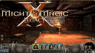 Might & Magic X - Legacy - [PC Win7] Gameplay (2014)
