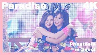 [4K] Paradise - Girls' Generation 소녀시대 at Phantasia in S…