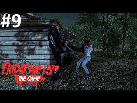 GW SUKSES JADI KILLER JASON! - Friday the 13th: The Game (Indonesia)