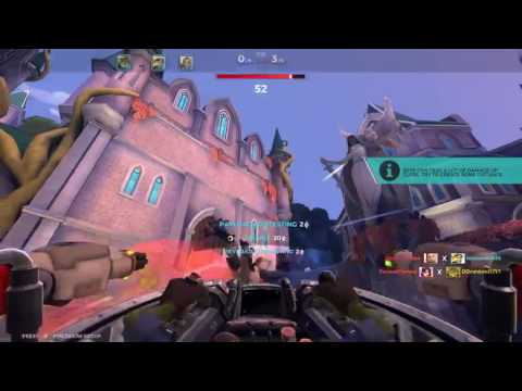 Paladins #3: Another Dova and another YT....also hacker Zorvald