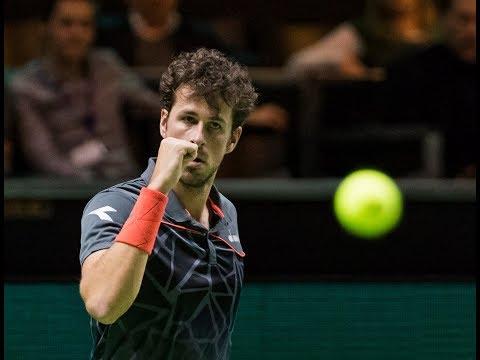 Haase hoopt dat de mensen niet alleen van Federer kunnen genieten