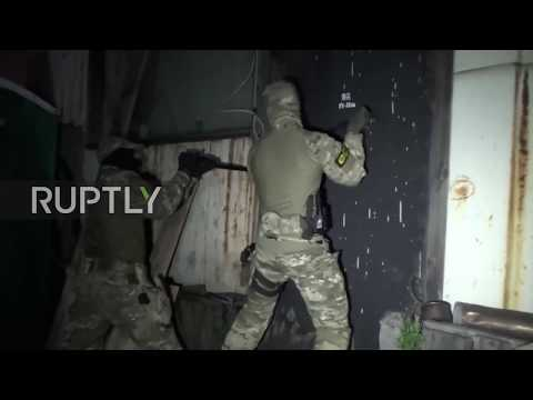 Russia: FSB detain 7 suspected of plotting an attack on St. Petersburg