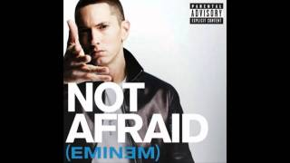 "Eminem - ""Not Afraid"" / ""Lose Yourself"" remix by SamBa"