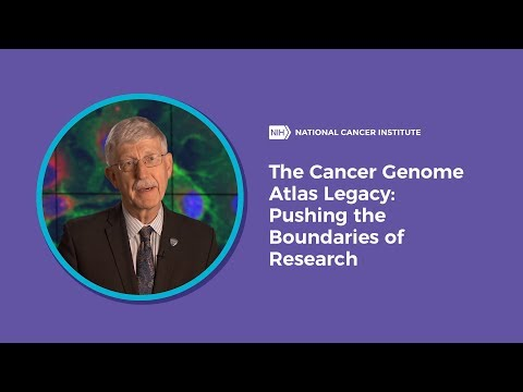 A Surprising Family Legacy Molecular >> The Cancer Genome Atlas Nih Director S Blog
