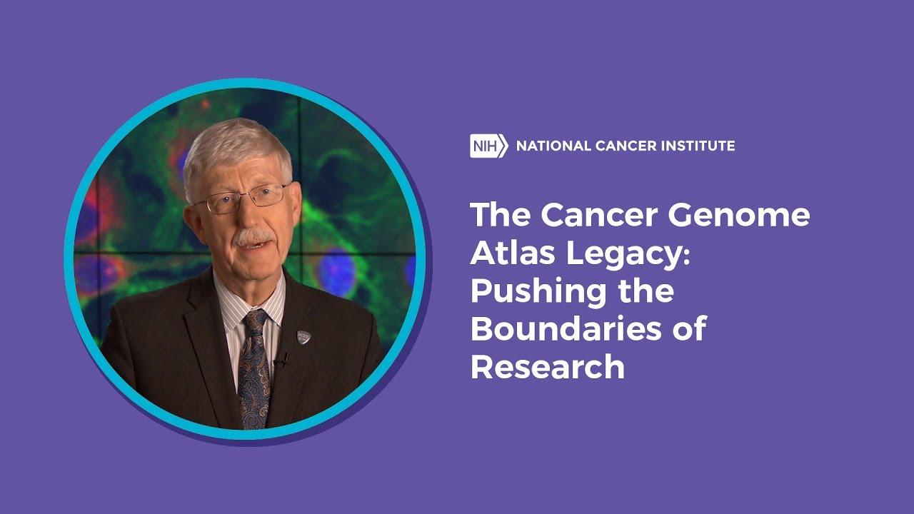 A Surprising Family Legacy Molecular >> The Cancer Genome Atlas Nih Director S Blog