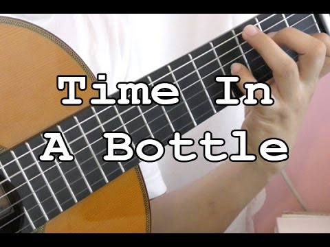 time in a bottle jim croce solo guitar cover youtube. Black Bedroom Furniture Sets. Home Design Ideas
