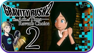 Gravity Rush 2 DLC: The Ark of Time - Raven