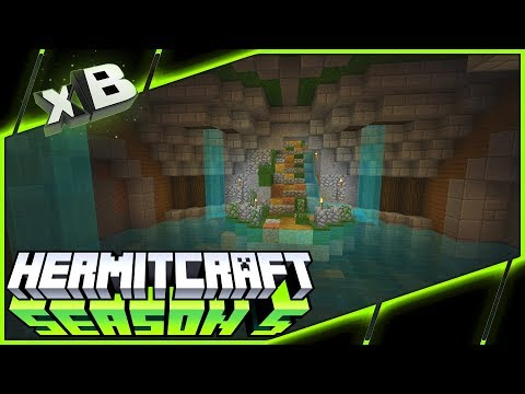 Underwater World! :: HermitCraft Season 5 :: Ep 122