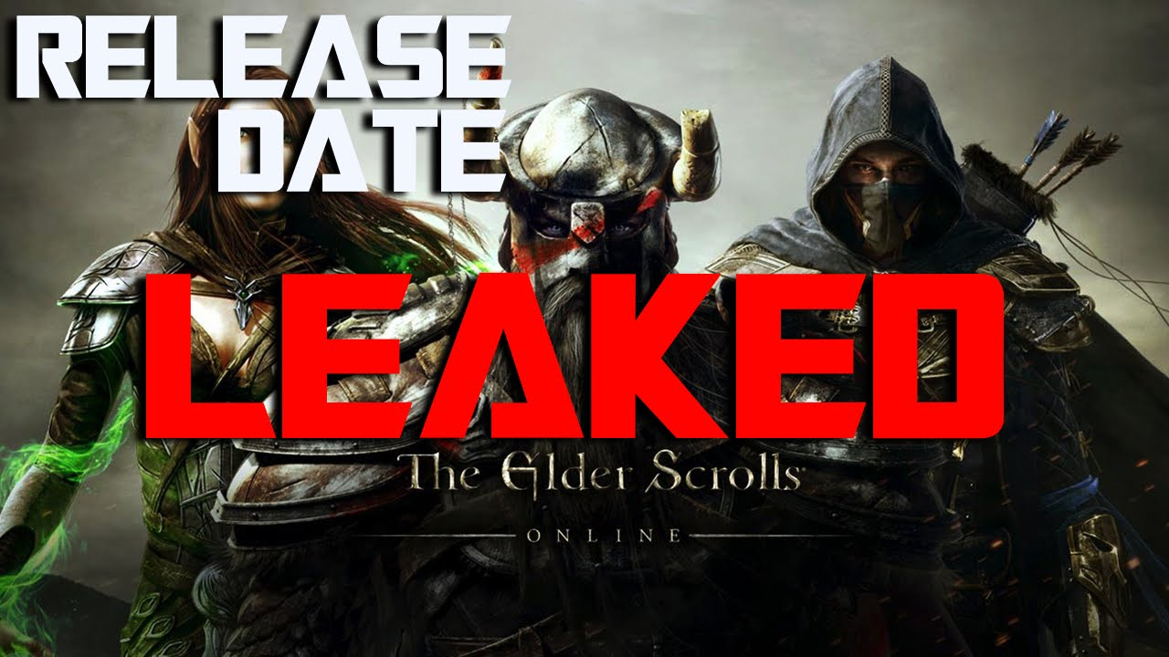 The elder scrolls online release date for xbox one in Brisbane